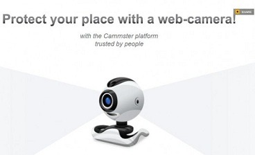 Použite webkameru ako bezpečnostný systém so službou Cammster
