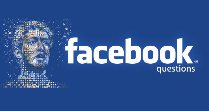 Facebook umožňuje vytvoriť ankety pomocou nástroja Questions