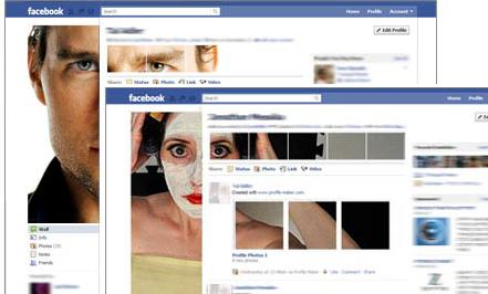 Ukážky kreatívnych Facebook profilov. Spravte si aj vy.