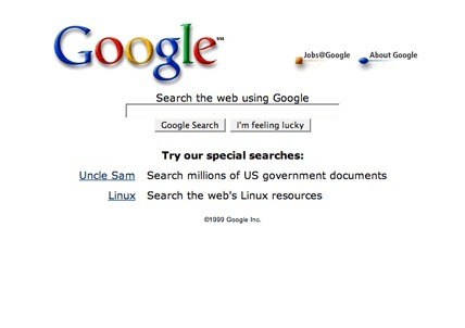 Google v 1999