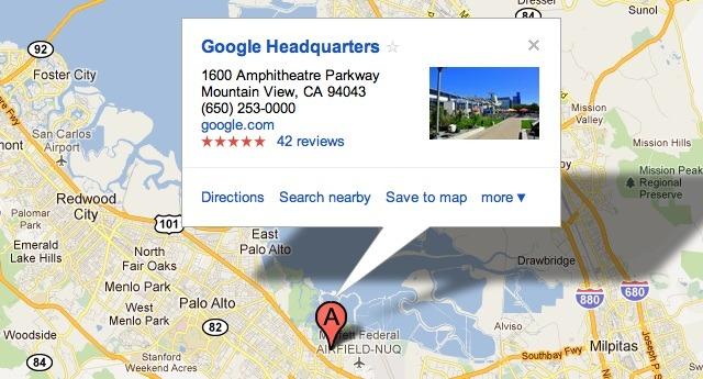 Mapy od Google