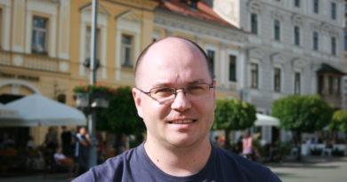 Marián Zvalo z Hostcreators