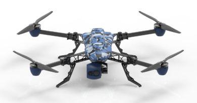 Bezpilotnik Frontier DT3, foto: DefTech